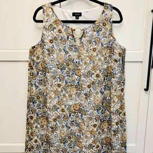 NWT Tacera Woman Short Summer Dress